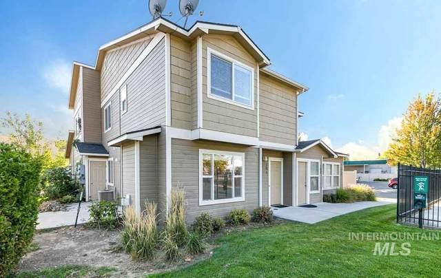11050 W Garverdale Lane #101, Boise, ID 83713 (MLS #98819589) :: Boise River Realty