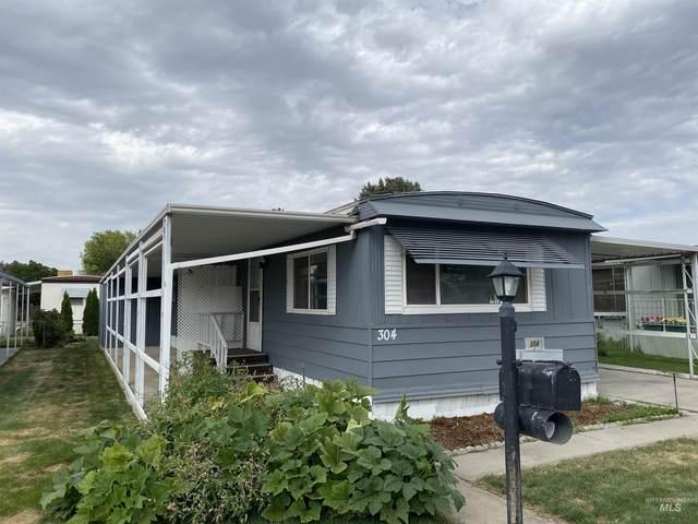 304 Driftwood, Boise, ID 83713 (MLS #98819608) :: Boise River Realty