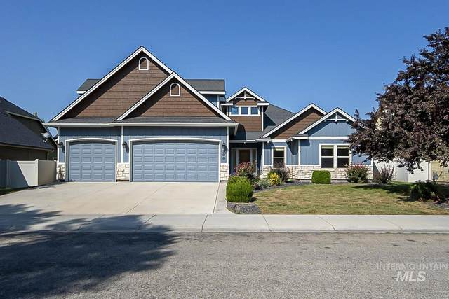 900 W Yosemite, Meridian, ID 83646 (MLS #98819626) :: Juniper Realty Group