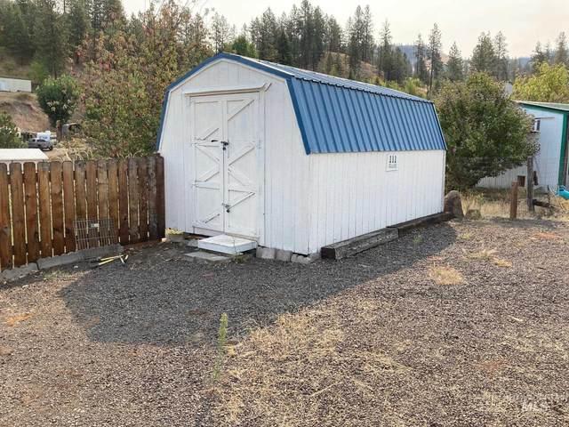 111 Ellis Lane, Kamiah, ID 83536 (MLS #98819627) :: Navigate Real Estate