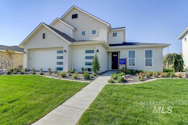 1670 Rome Ave, Emmett, ID 83617 (MLS #98819643) :: Juniper Realty Group