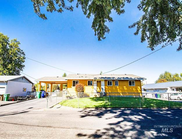 527 Linden Drive, Lewiston, ID 83501 (MLS #98819644) :: Story Real Estate