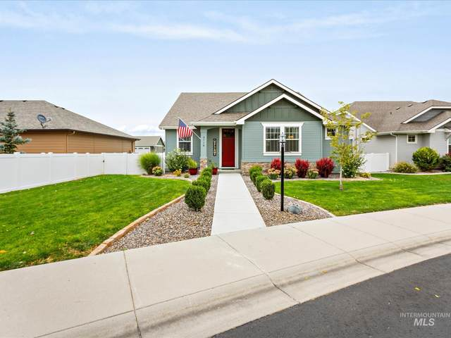 3718 S Greenbriar Rd, Nampa, ID 83686 (MLS #98819653) :: Juniper Realty Group
