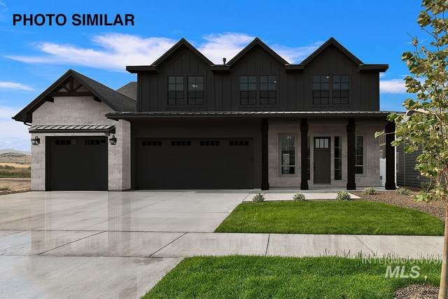 747 S Short Lane, Eagle, ID 83616 (MLS #98819657) :: First Service Group