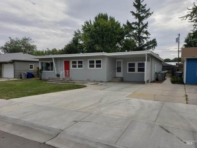 4407 W Clark, Boise, ID 83705 (MLS #98819675) :: Idaho Real Estate Advisors