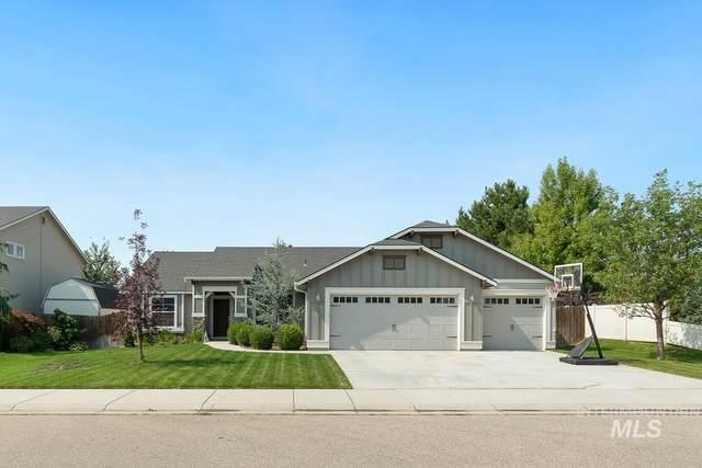 2837 N Kelsan, Kuna, ID 83684 (MLS #98819677) :: Hessing Group Real Estate