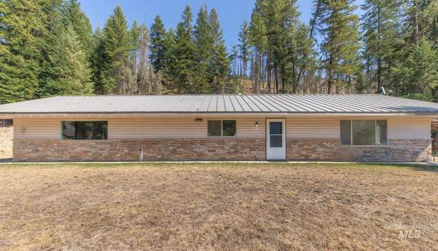 3363 Lolo Creek Road, Weippe, ID 83553 (MLS #98819678) :: Epic Realty