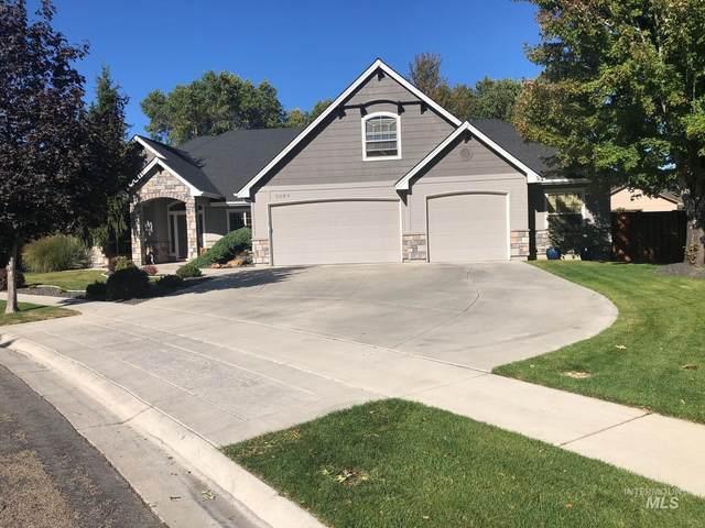 2684 W Lost Rapids, Meridian, ID 83646 (MLS #98819683) :: Juniper Realty Group