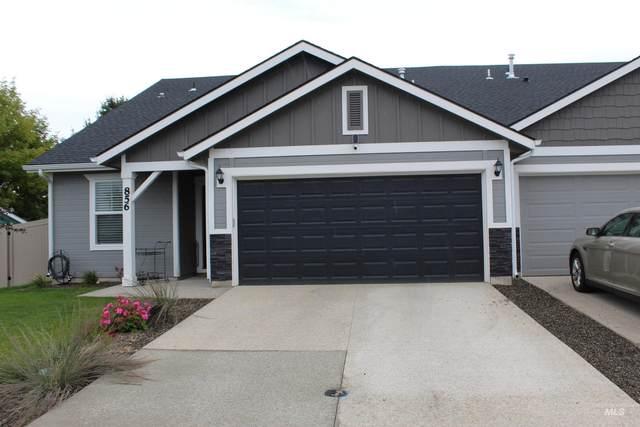 856 N Baldner Point Place, Nampa, ID 83651 (MLS #98819684) :: Build Idaho