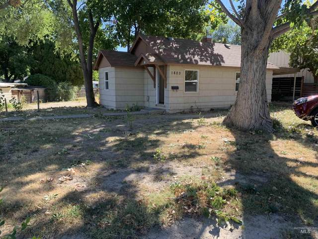 1803 S Montana Ave, Caldwell, ID 83605 (MLS #98819692) :: Juniper Realty Group