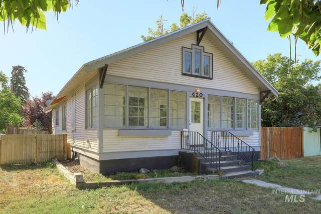 420 16th Ave S, Nampa, ID 83651 (MLS #98819694) :: Juniper Realty Group