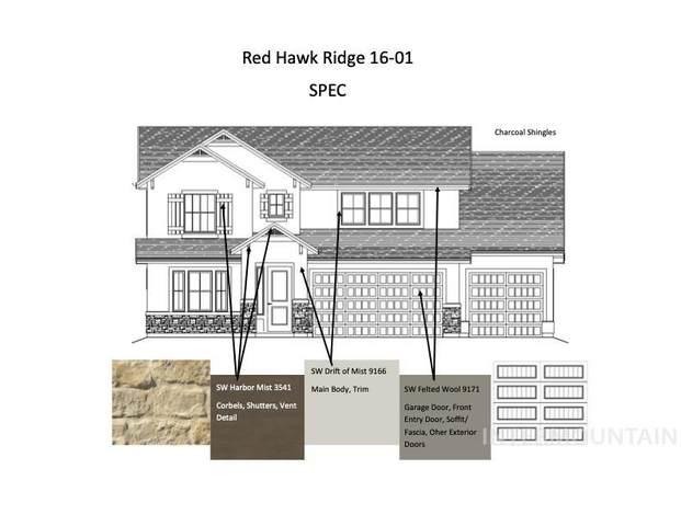 12159 S Red Shouldered Hawk Ln., Nampa, ID 83686 (MLS #98819699) :: The Bean Team