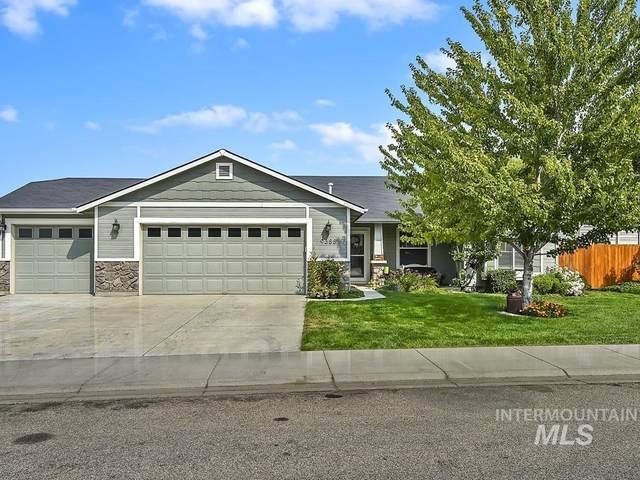 9388 S Cherry Apple Ave, Kuna, ID 83634 (MLS #98819700) :: Epic Realty