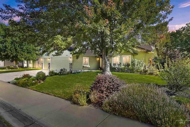 2256 W Santa Clara Dr., Meridian, ID 83642 (MLS #98819706) :: Boise Home Pros