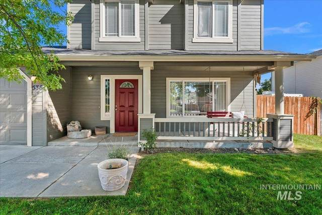 536 N Flauson Ave, Kuna, ID 83634 (MLS #98819753) :: Minegar Gamble Premier Real Estate Services