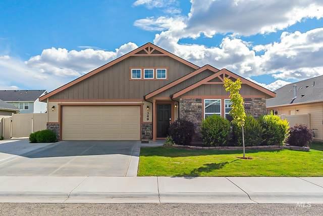349 E Copper Ridge, Meridian, ID 83646 (MLS #98819758) :: Juniper Realty Group