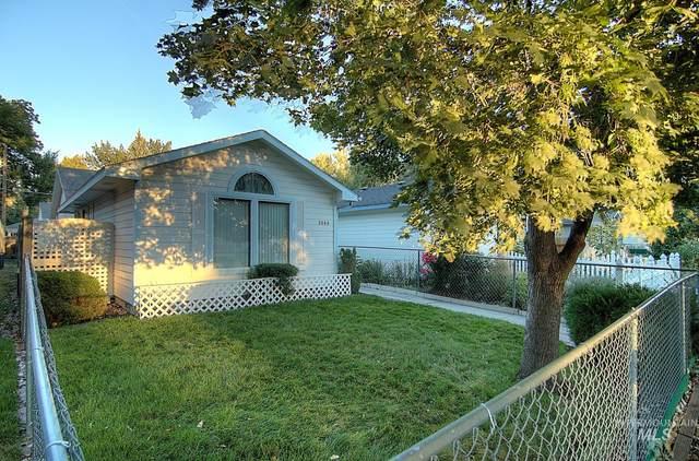 2066 N 33RD STREET, Boise, ID 83703 (MLS #98819762) :: The Bean Team