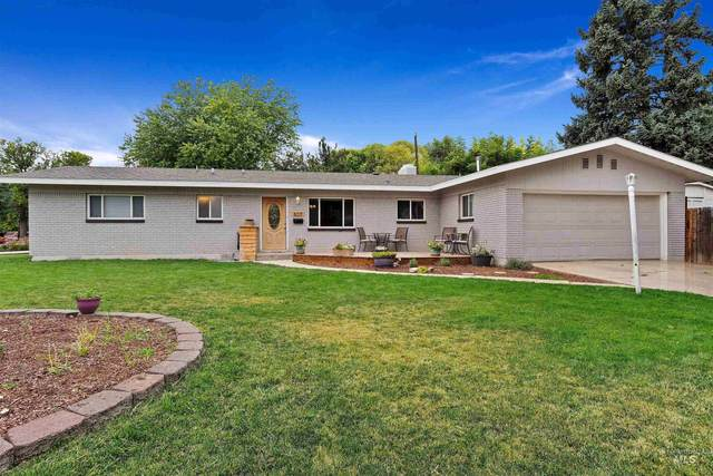 809 S Palmwood Dr, Boise, ID 83709 (MLS #98819771) :: Build Idaho