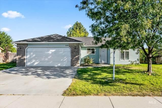 210 Sunridge, Caldwell, ID 83605 (MLS #98819773) :: Juniper Realty Group
