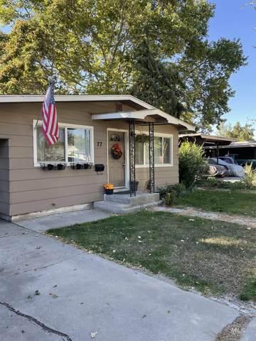 77 S Canyon St, Nampa, ID 83651 (MLS #98819788) :: Juniper Realty Group