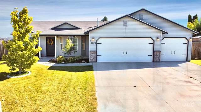 5623 Bitter Brush Place, Caldwell, ID 83607 (MLS #98819806) :: Boise River Realty