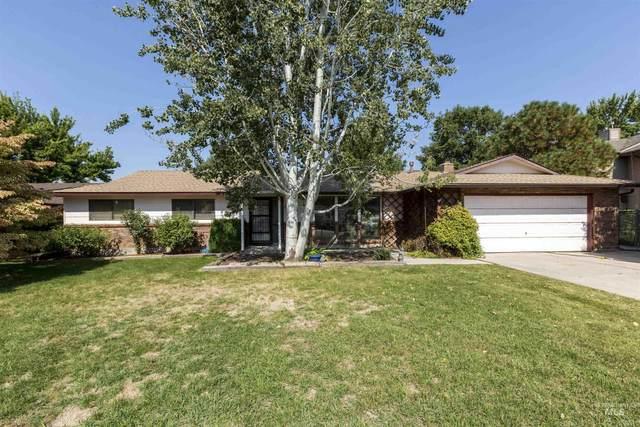 1262 S Linda Vista, Boise, ID 83709 (MLS #98819807) :: Juniper Realty Group