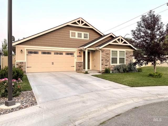 4580 S Silvermaple Pl, Boise, ID 83709 (MLS #98819821) :: City of Trees Real Estate
