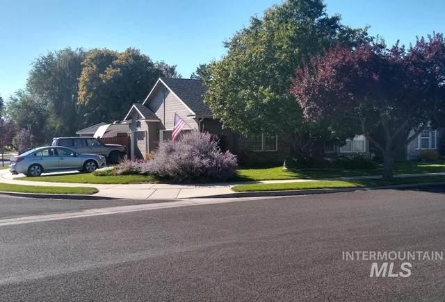 2539 S Bayou Bar Way, Meridian, ID 83642 (MLS #98819822) :: Own Boise Real Estate