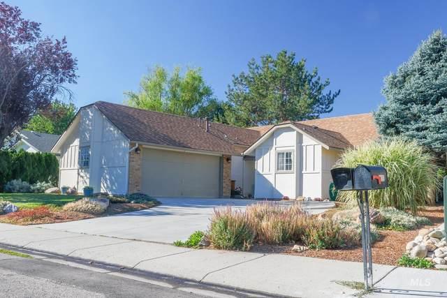 4415 S Rimview Way, Boise, ID 83716 (MLS #98819829) :: Build Idaho