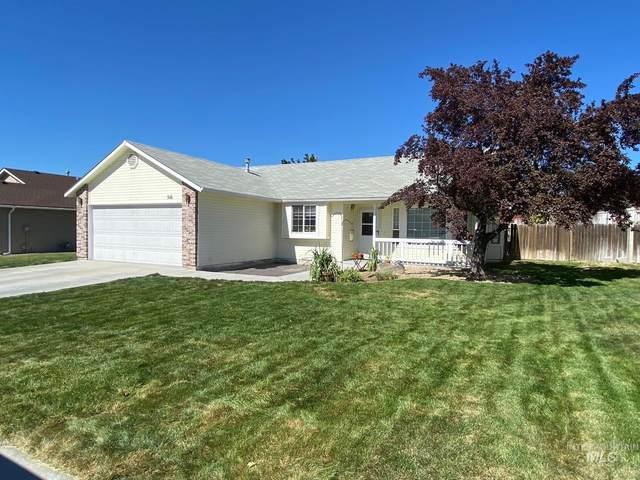 516 Noble Fir Ct, Nampa, ID 83686 (MLS #98819832) :: Boise Home Pros