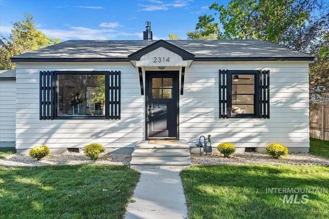 2314 W Lemhi, Boise, ID 83705 (MLS #98819852) :: Build Idaho