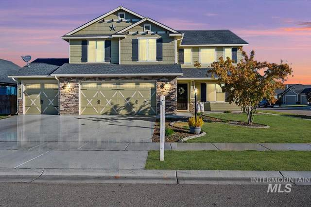 6598 E Granville St, Nampa, ID 83687 (MLS #98819883) :: Epic Realty