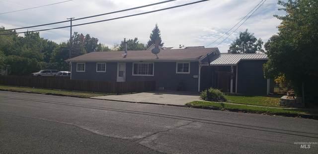 130 E North 2nd Street, Grangeville, ID 83530 (MLS #98819887) :: Navigate Real Estate