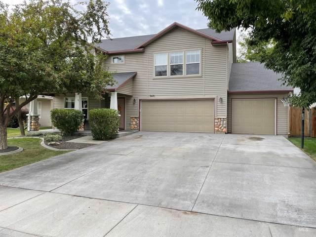 3421 N Tweedbrook Pl., Boise, ID 83713 (MLS #98819907) :: Build Idaho