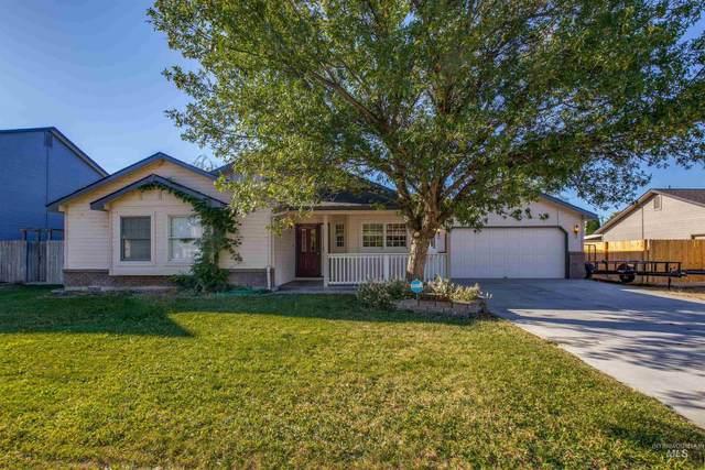 7263 Edgebrook Drive, Nampa, ID 83687 (MLS #98819908) :: Build Idaho