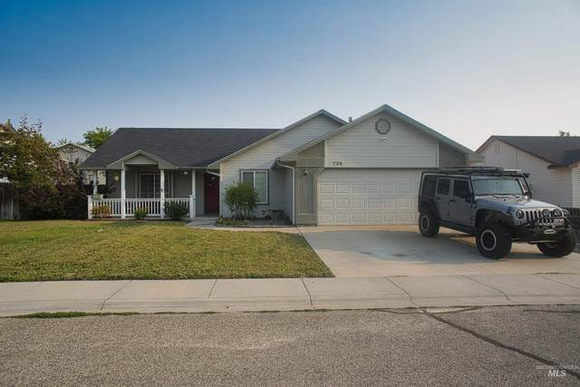728 W White Fang St, Kuna, ID 83634 (MLS #98819911) :: Navigate Real Estate