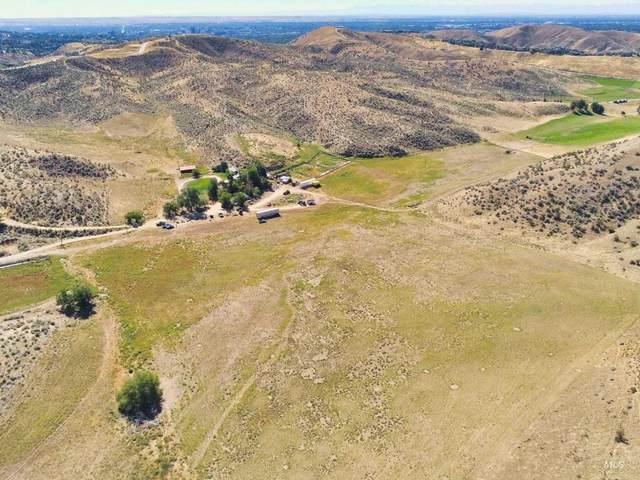 5125 N Bogus Basin Rd, Boise, ID 83702 (MLS #98819928) :: Build Idaho