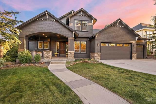 12709 N Schicks Ridge Rd, Boise, ID 83704 (MLS #98819935) :: Build Idaho