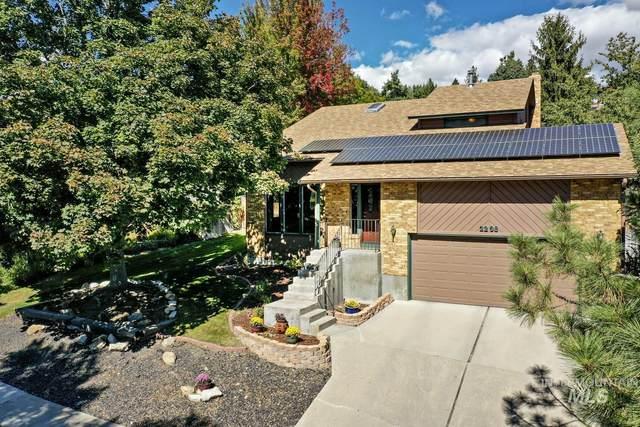 2298 E Parkside, Boise, ID 83712 (MLS #98819941) :: Build Idaho