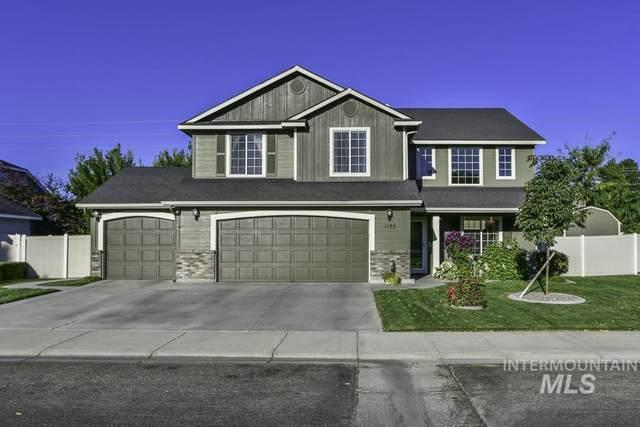 1155 N Glamorgan Ave, Meridian, ID 83642 (MLS #98819953) :: Boise Home Pros