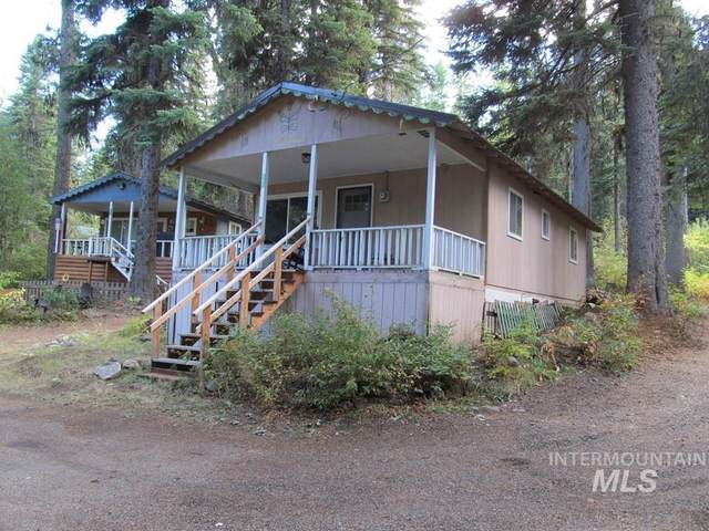 663 West Mountain Rd, Cascade, ID 83611 (MLS #98819973) :: Team One Group Real Estate
