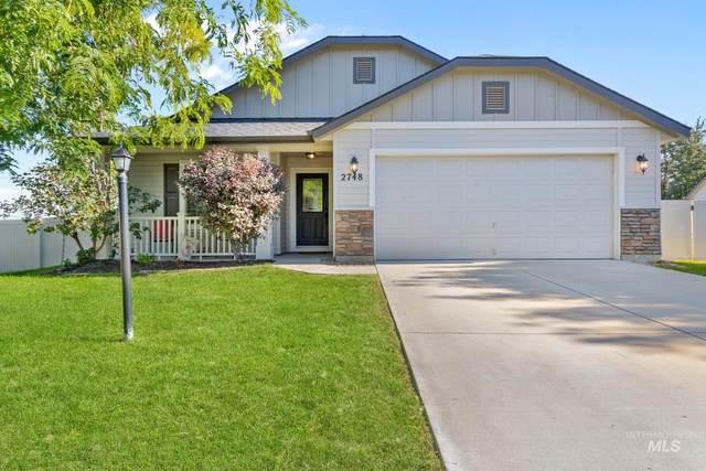 2748 W Gainsboro Dr, Kuna, ID 83634 (MLS #98819978) :: Minegar Gamble Premier Real Estate Services