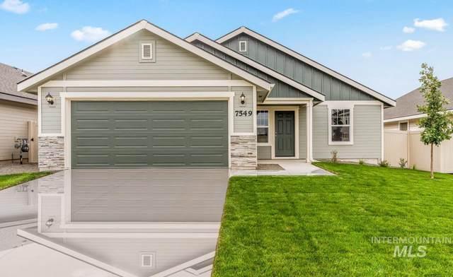 2979 N Rapid Creek Way, Kuna, ID 83634 (MLS #98819984) :: Minegar Gamble Premier Real Estate Services