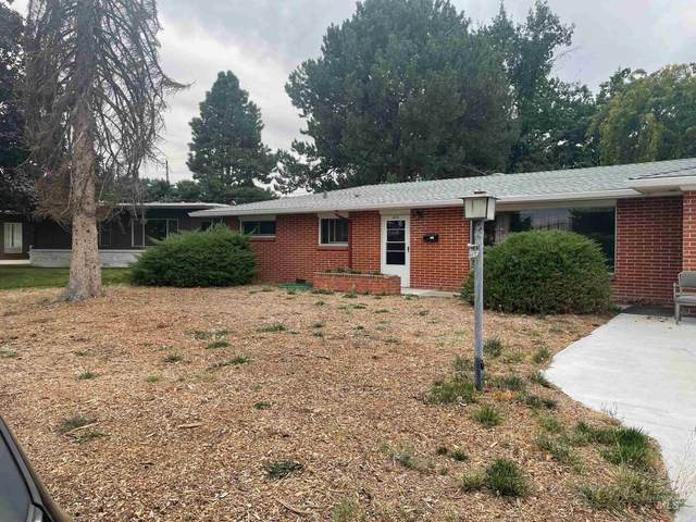 4015 W Hillcrest, Boise, ID 83705 (MLS #98819995) :: City of Trees Real Estate