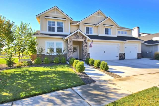 4667 W Ladle Rapids St, Meridian, ID 83646 (MLS #98820030) :: Hessing Group Real Estate