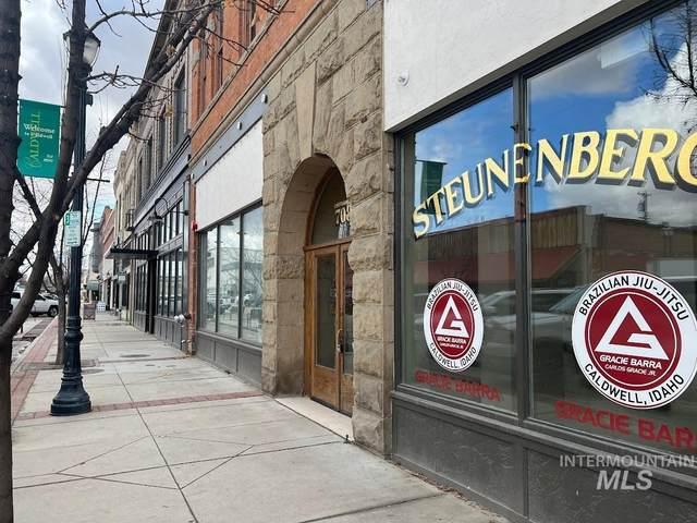 708 Main, Caldwell, ID 83605 (MLS #98820032) :: Idaho Life Real Estate
