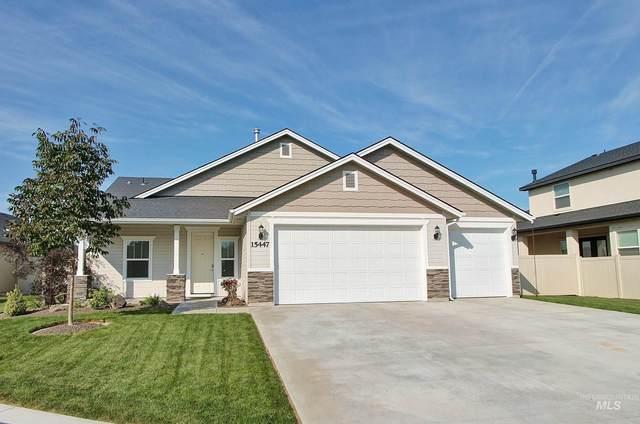 15447 N Shiko Way, Nampa, ID 83651 (MLS #98820050) :: Own Boise Real Estate