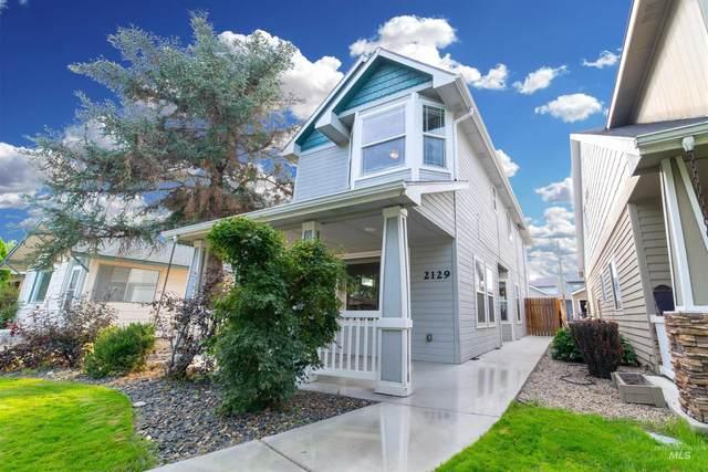 2129 S Leadville Ave, Boise, ID 83706 (MLS #98820051) :: Minegar Gamble Premier Real Estate Services