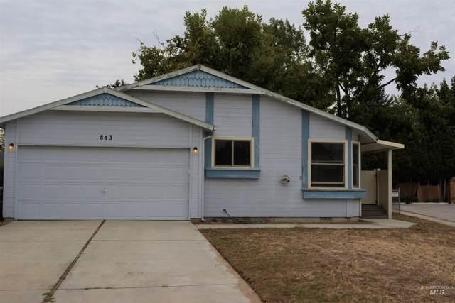 843 S Wild Phlox Pl., Boise, ID 83709 (MLS #98820066) :: Epic Realty