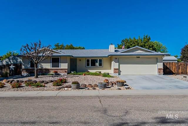 3486 E Eastgate, Boise, ID 83716 (MLS #98820078) :: Own Boise Real Estate